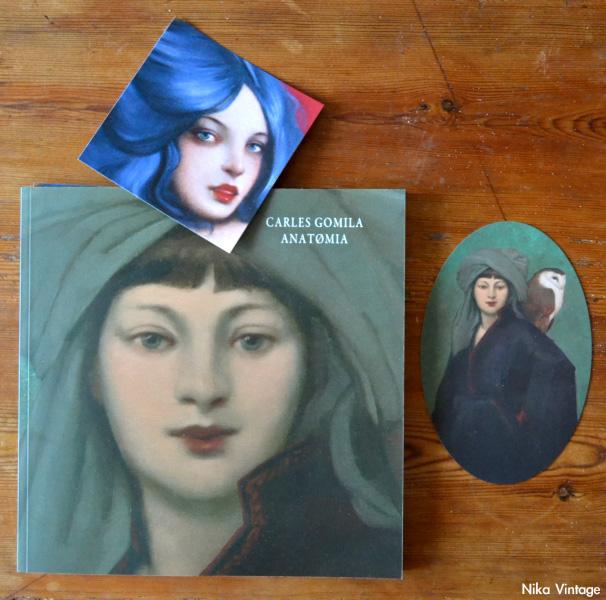 libro, anatomia, Carles Gomila, arte, cuadro, obra, pintura