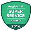 Porch Life Earns Esteemed 2016 Angie's List Super Service Award