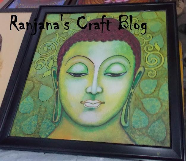 Bhudda Painting