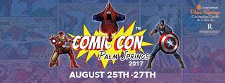 Palm Spring's Comic Con
