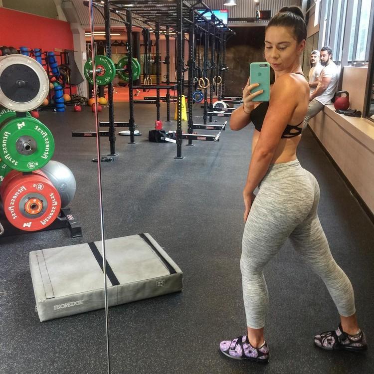 Bec Chambers Australian fitness motivation