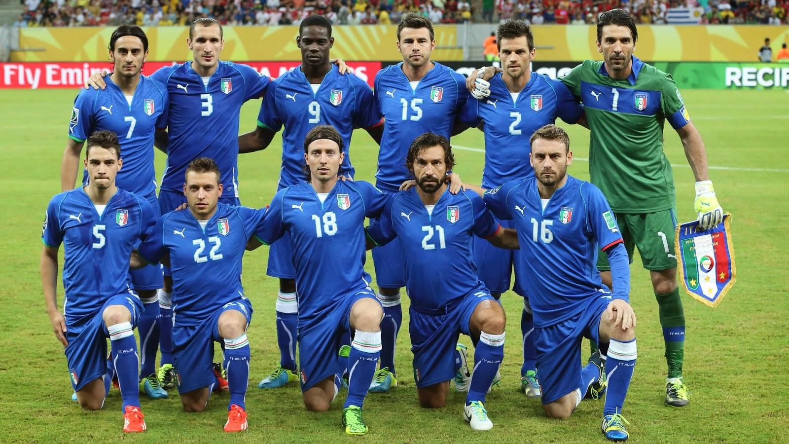 Redação do Esporte  Copa no Quintal   Itália  Tradição 61873facf224d