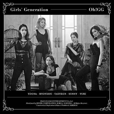 Lirik Lagu Girls' Generation-Oh!GG - Fermata (쉼표) [Romanization, Hangul, English, & Terjemahan]