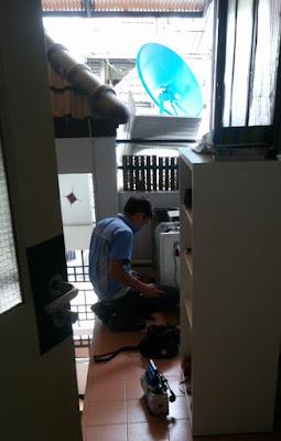 バンコクのエアコン修理