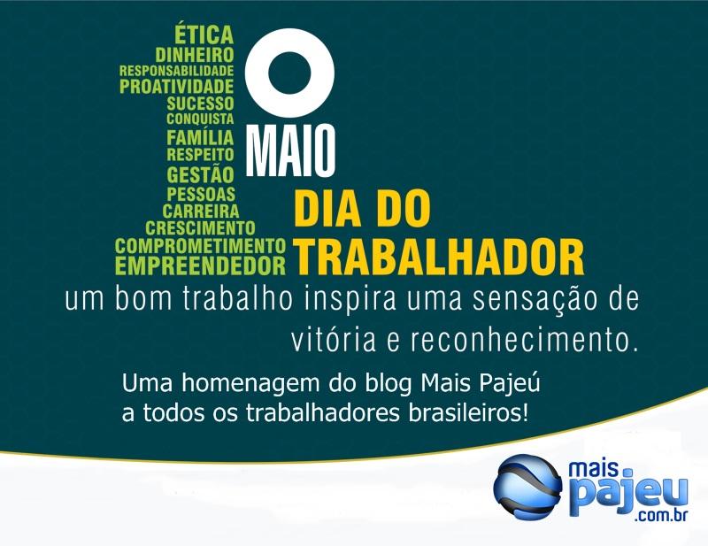 Well-known Mais Pajeú traz a Oração do Trabalhador para comemorar o 1º de  YM31
