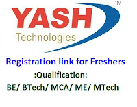 YASH-Technologies-registration-link