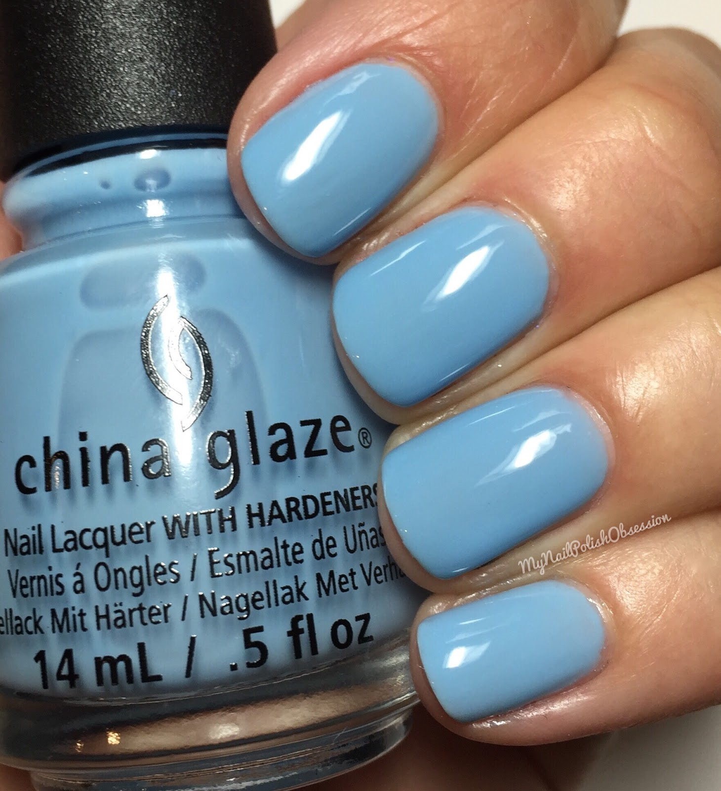 My Nail Polish Obsession: China Glaze House Of Colour, Spring 2016