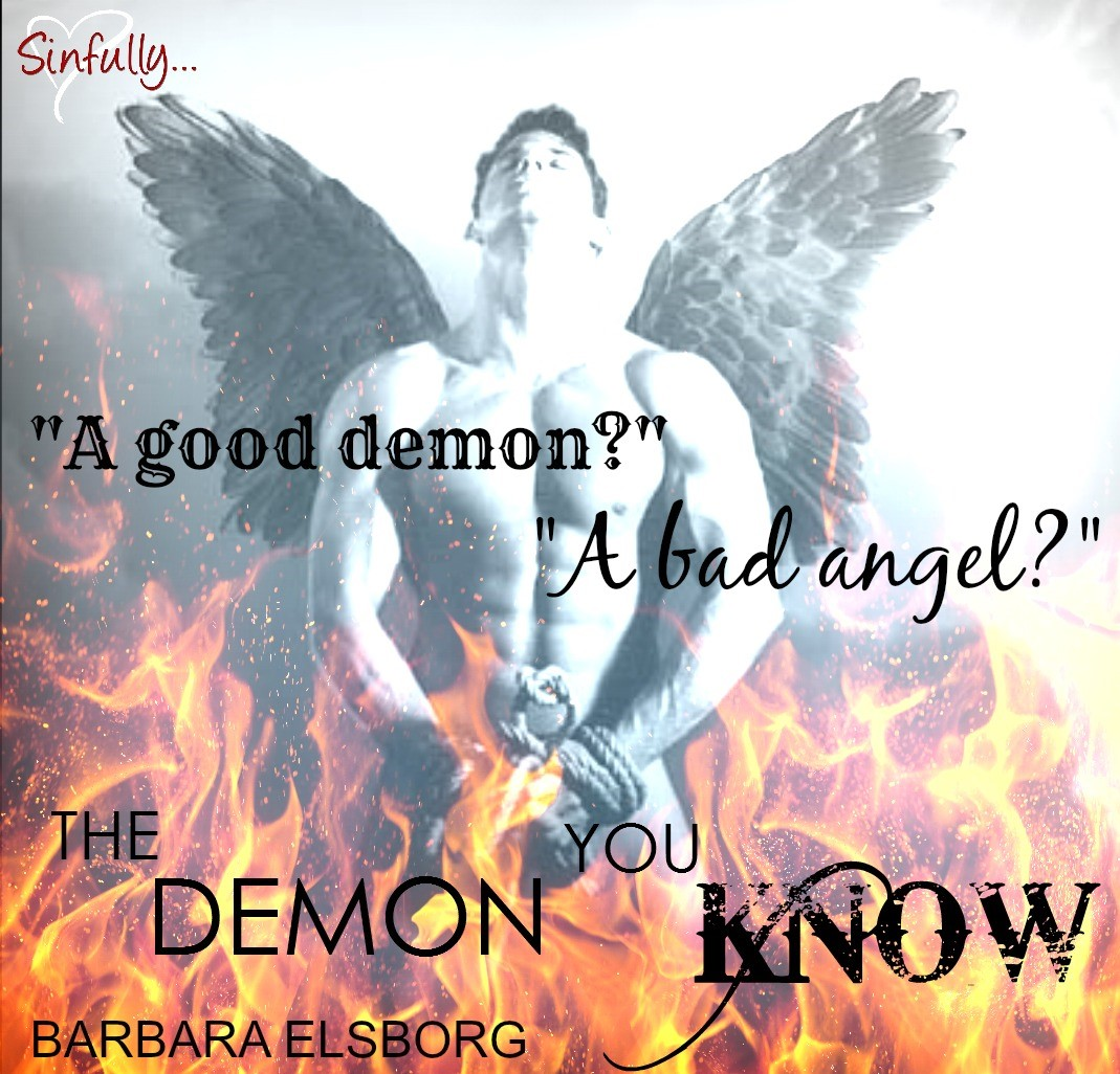 The Demon You Know by Barbara Elsborg : Review | Sinfully