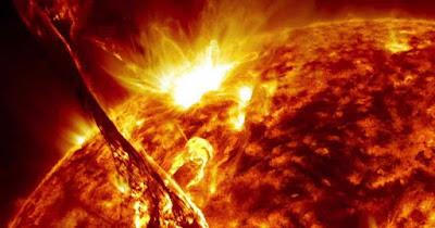 Παγκόσμια Προειδοποίηση για Μεγάλη Ηλιακή Καταιγίδα που Αναπόφευκτα θα Χτυπήσει τη Γη