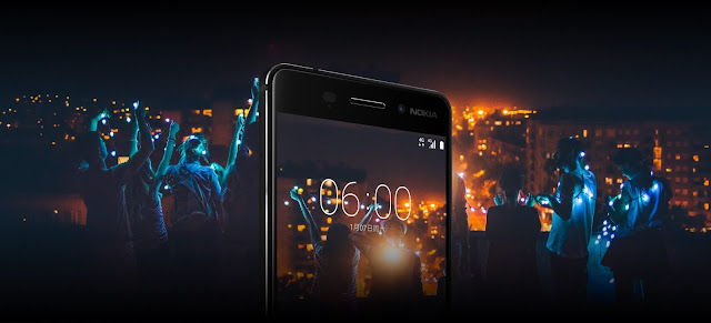 nokia 6 official launched