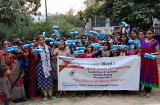 Challengers Group ( Social Welfare Group ) Activity 94th ; Date - 28 Oct 2018 | चैलेंजर्स ग्रुप ( सामाजिक संस्था ) गतिविधि 94; दिनांक - 28 अक्टूबर 2018