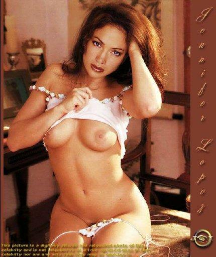 Jennifer Lopez Hot Nude Photos
