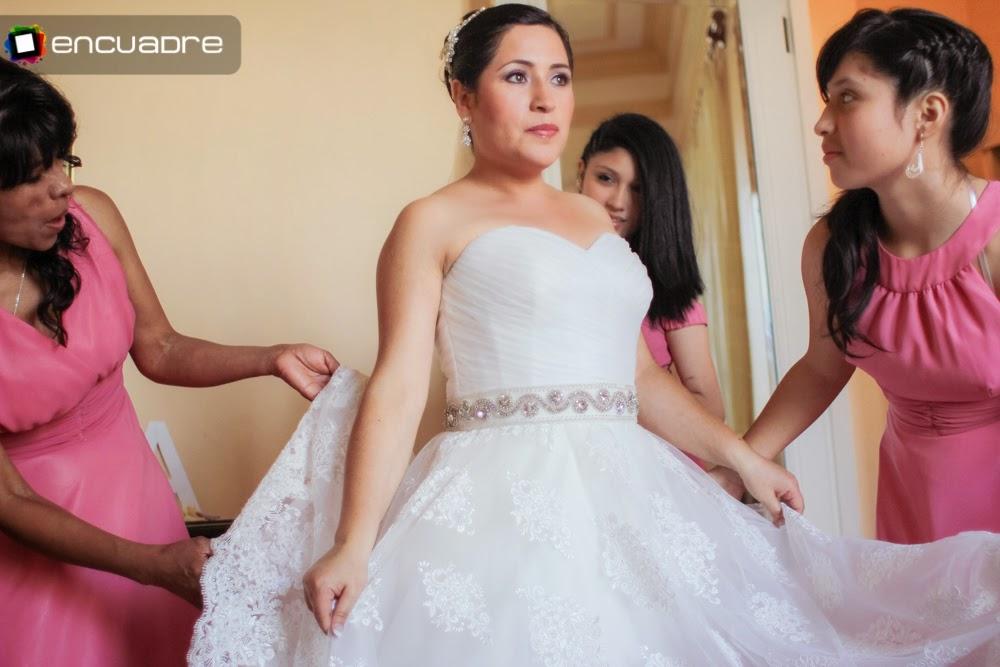 fotos novia hotel bolivar