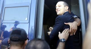Ποινή φυλάκισης 6 μηνών με τριετή αναστολή στον Ηλία Κασιδιάρη