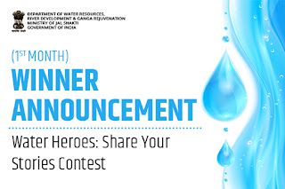 'Water Heroes – Share Your Stories' Contest