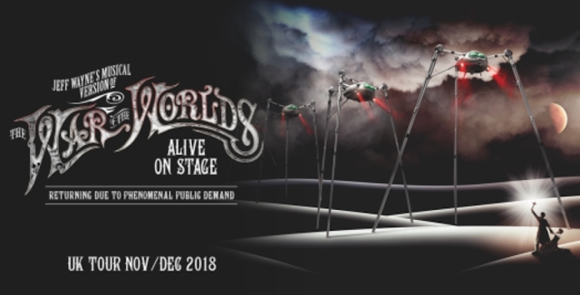 Jeff Wayne's Musical Version of 'The War of the Worlds' - Alive on Stage