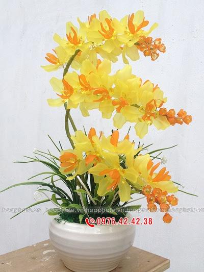 Hoa da pha le tai Minh Khai