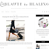 Beauty is Healing Wordpress Blog Design