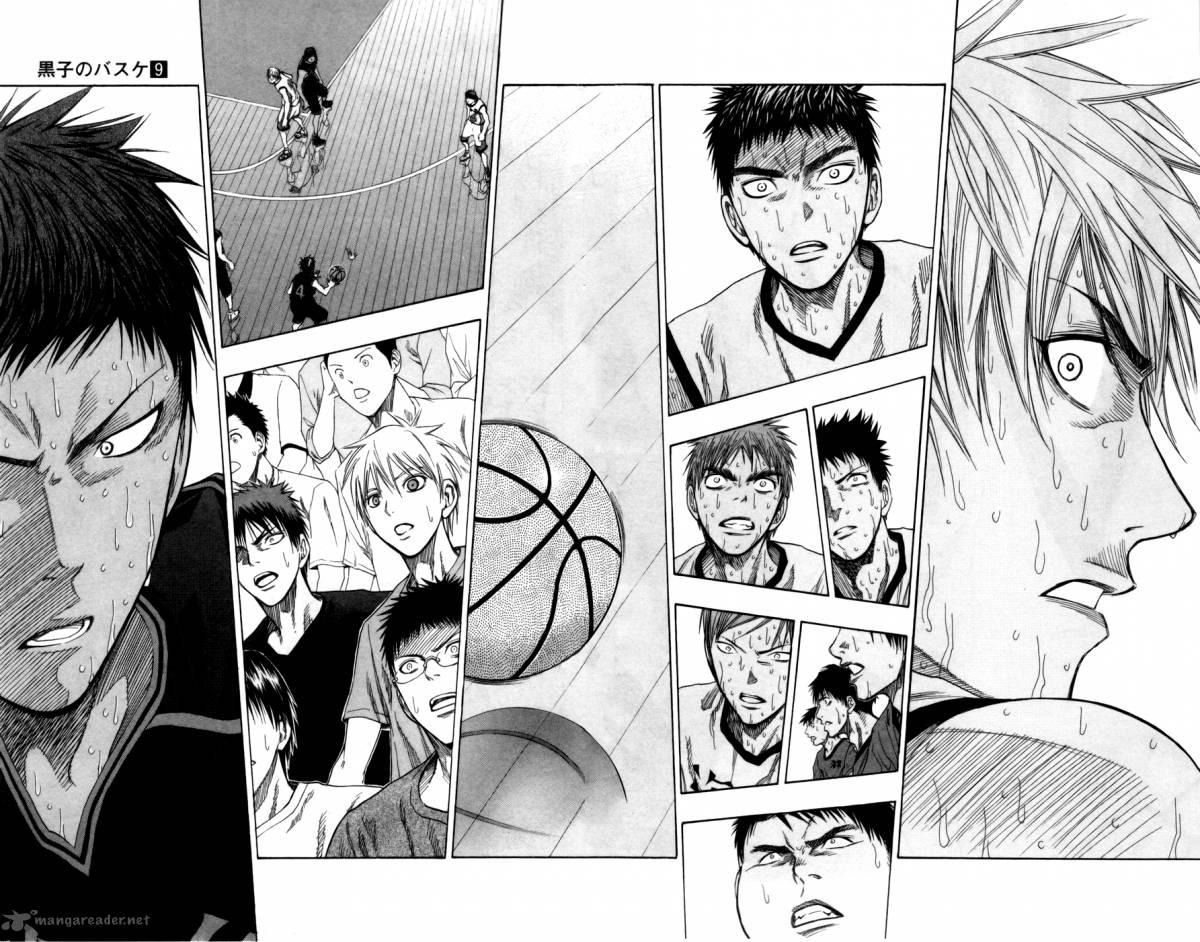 Kuroko No Basket chap 072 trang 8