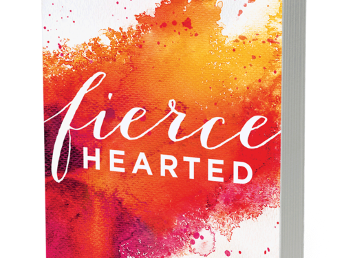 Fiercehearted: Live Fully, Love Bravelet {A Book Review} #HolidayGiftGuide2017