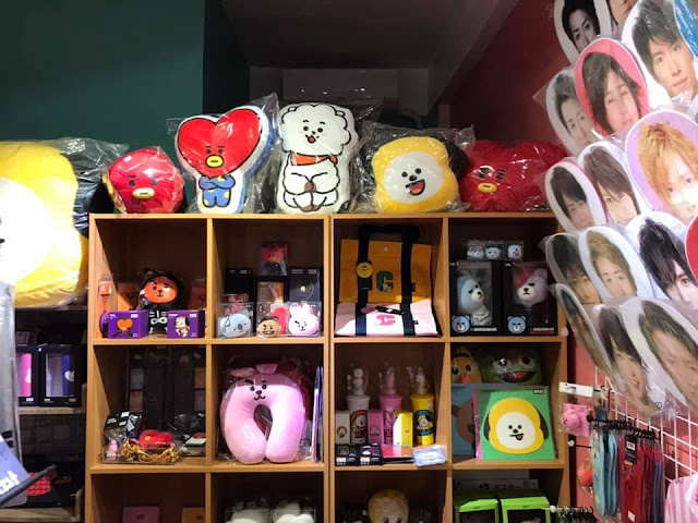 Shops that sell Kpop merchandise in the Philippines