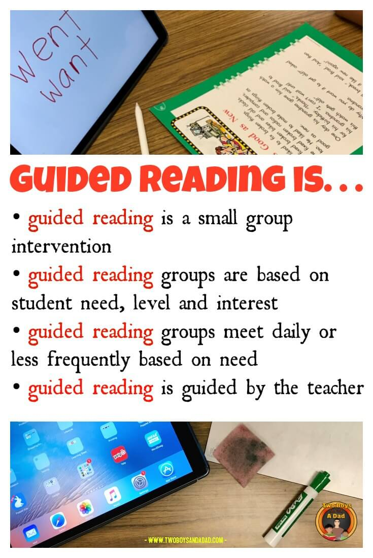 explanation of guided reading