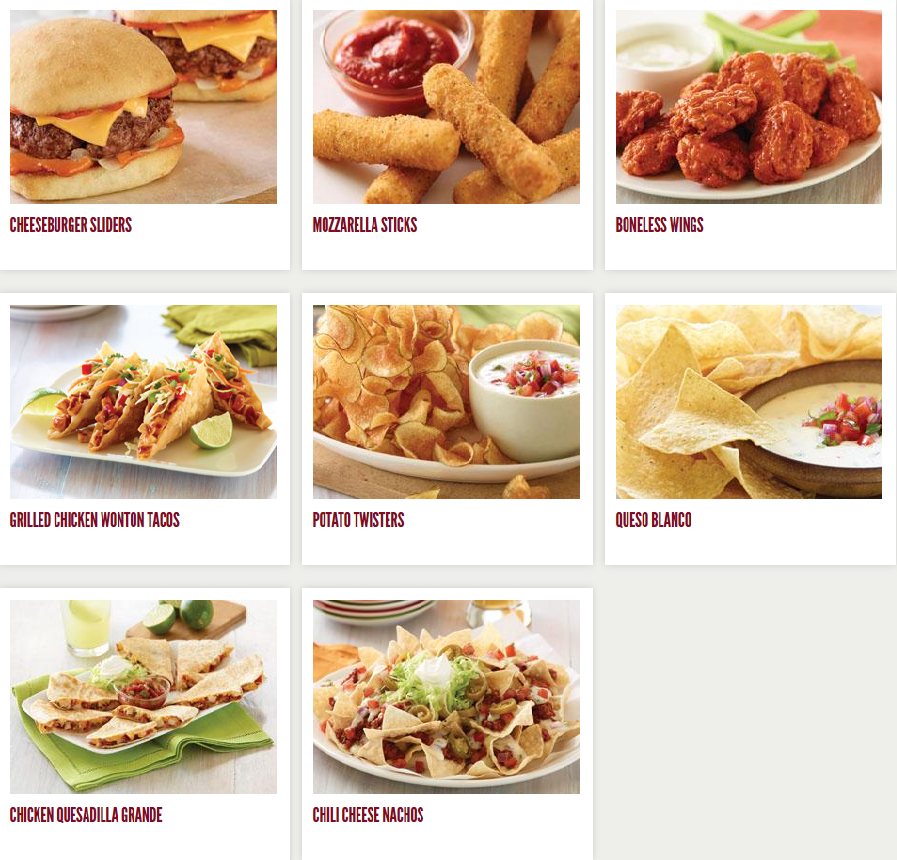 Get Half Price Apps TWICE A DAY - Late Afternoon and as always, Late Night. NEW and only at Applebee's.