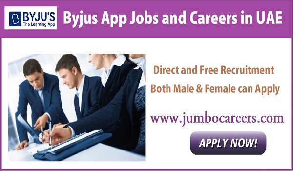 Development executive jobs in Dubai, UAE jobs for Graduates,