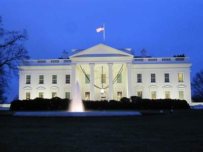 white house jankari hindi me