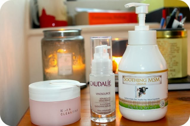 Top 3 products for sensitive skin
