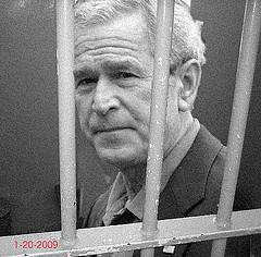 "Bush Administration Officially Found Guilty of War Crimes- Lawyer Says ""We WILL Get Bush"" - George W. Bush Jail"