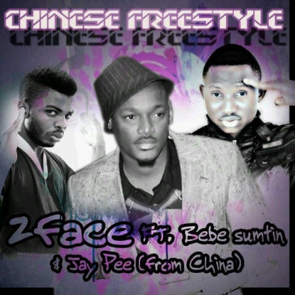 2FACE DROPS CHINESE FREESTYLE Ft Bebe sumtin