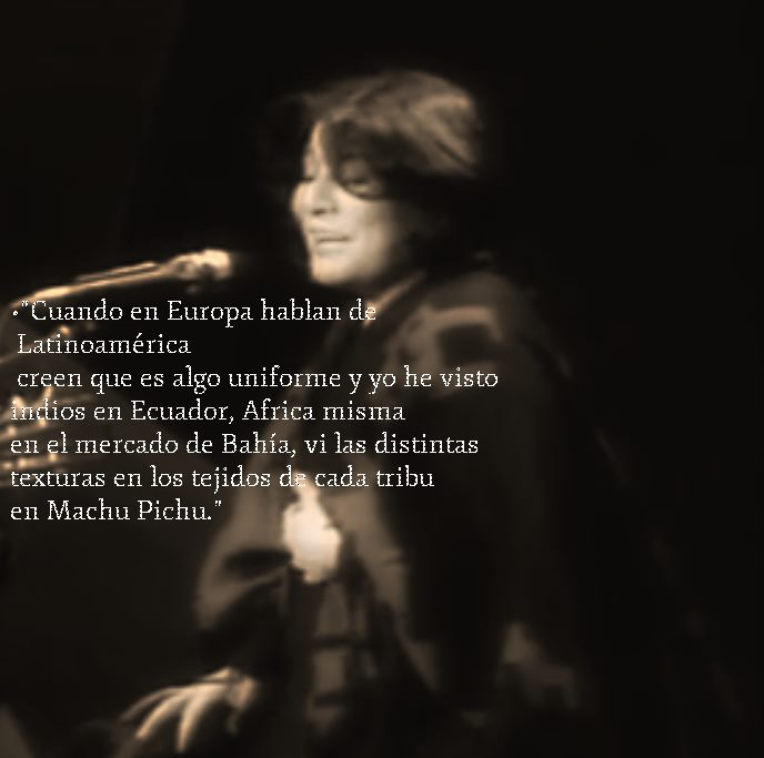 Todas las canciones de Mercedes Sosa : Todo Cambia