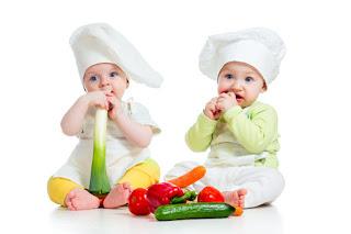 Ini Alasan Mengapa Sebaiknya Anak Anak Dikenalkan Makanan Sehat Sejak Dini