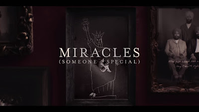 Coldplay & Big Sean - Miracles (Someone Special) - #Official #Lyric #Video