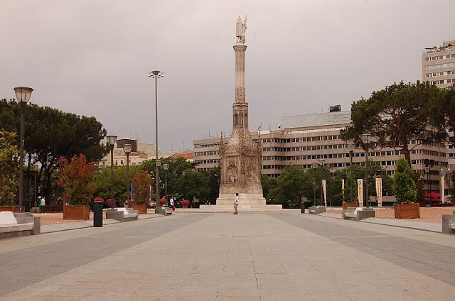 Plaza de Colón em Madri