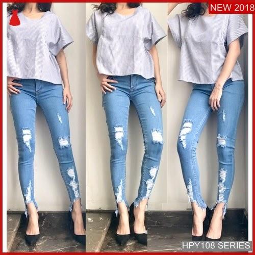 HPY108C165 Celana Ripped Anak Jeans Murah BMGShop