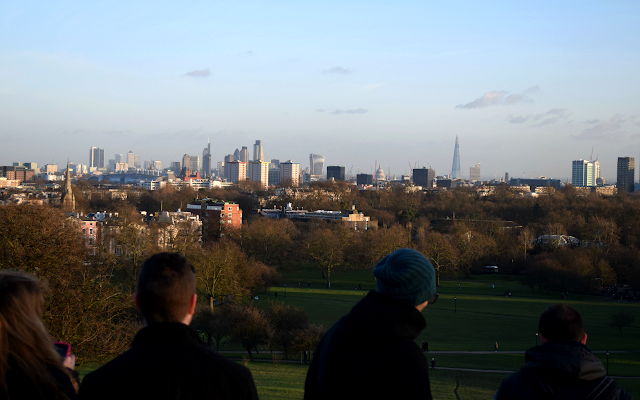 The Best Free Views of London Primrose Hill