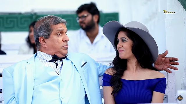 Darshan Jariwala and Gunjan Malhotra in Half Ticket 2