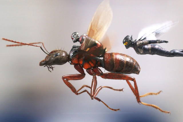 Ant-Man and the Wasp, Marvel,