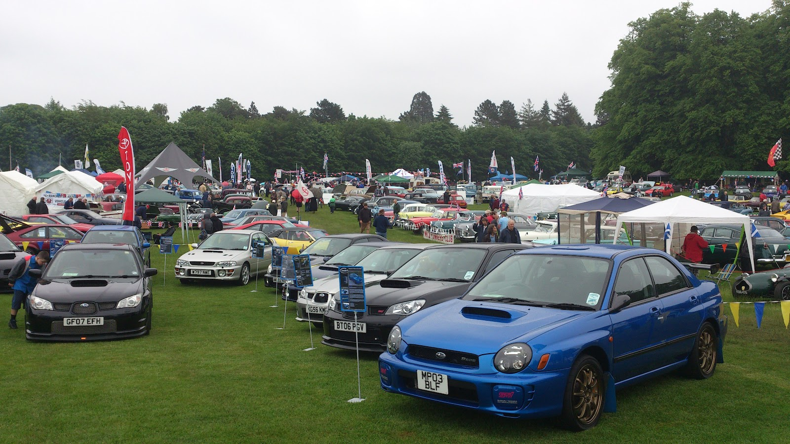 Bmw Car Show Tatton Park