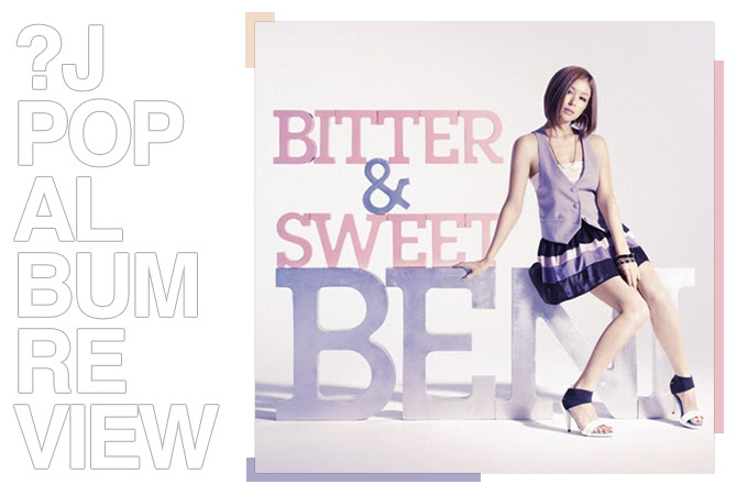 Album review: Beni - Bitter & sweet | Random J Pop