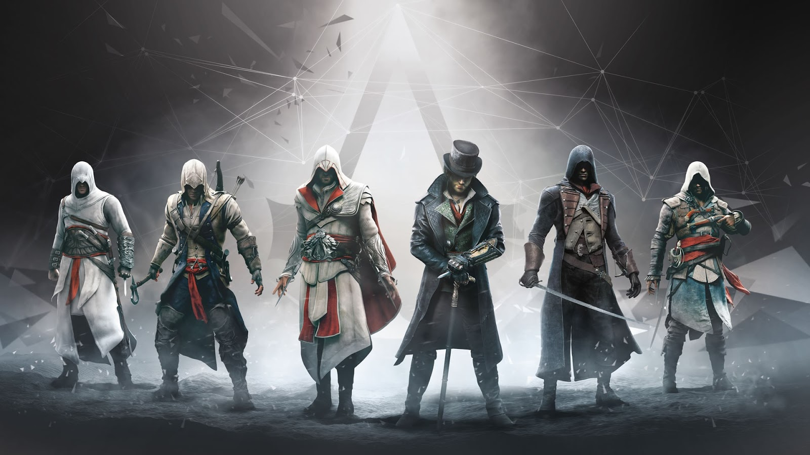 Beautiful Assassin's Creed Wallpaper