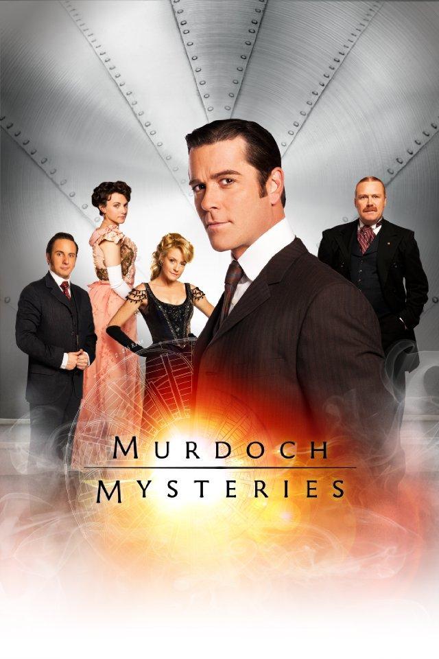 Murdoch Mysteries 2016: Season 10 - Full (8/18)