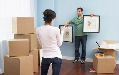 lên kế hoạch sắp xếp đồ đạc tại nhà mới