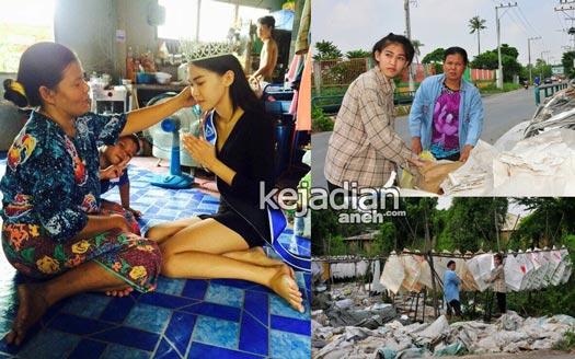 Mint Kanistha ratu kecantikan thailand