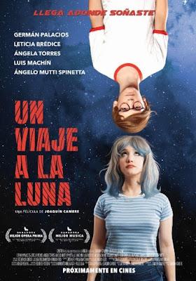 Un Viaje A La Luna 2017 Custom HD Latino