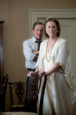 LOS ARCHIVOS DEL PENTÁGONO - Tom Hanks y Meryl Streep