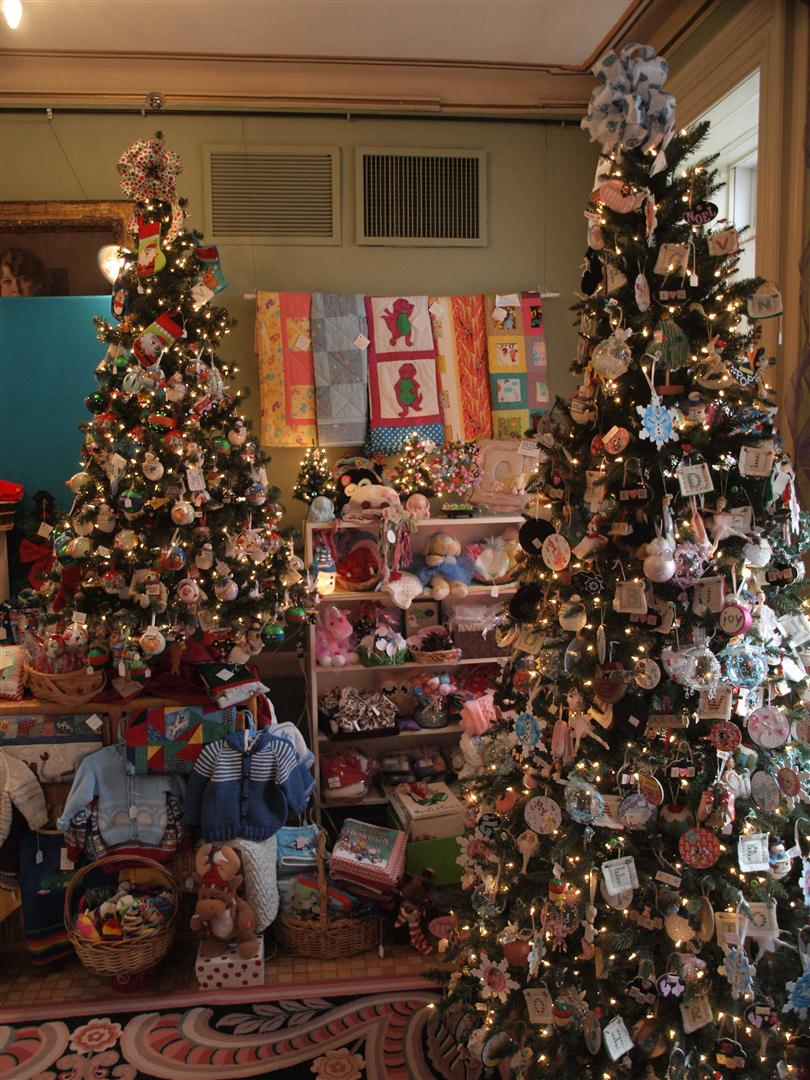 29th annual lambert castle holiday boutique november 5 for Holiday boutique