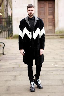 Abrigos de moda para hombres